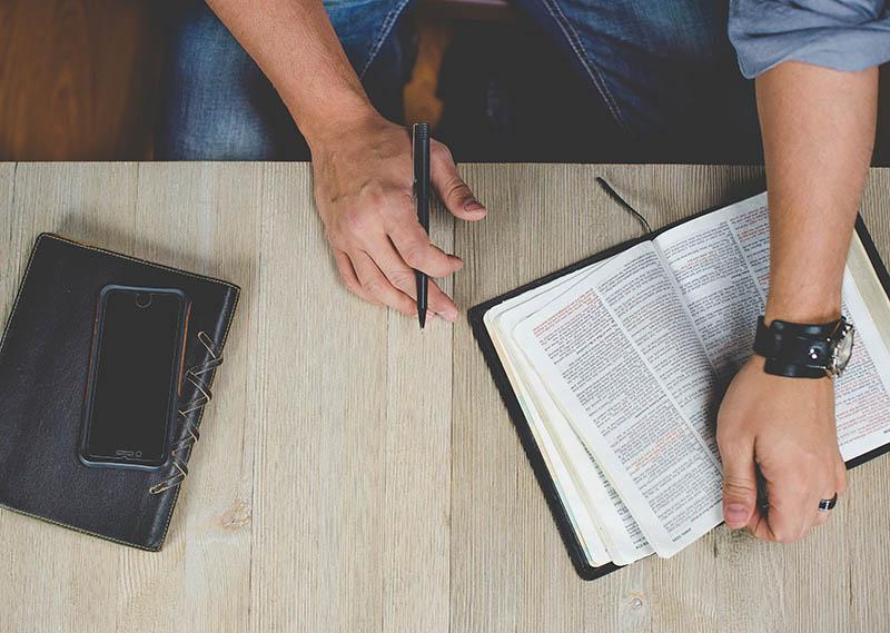 Bibelvers til hver dag i fastetiden